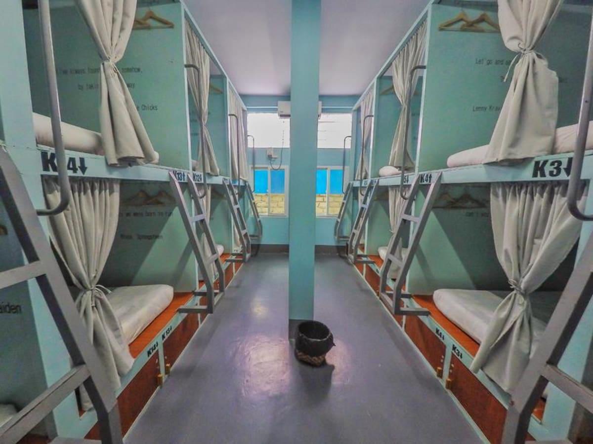 Song Of Travel Hostel Nyaung Shwe, Inle Lake, Myanmar hostel