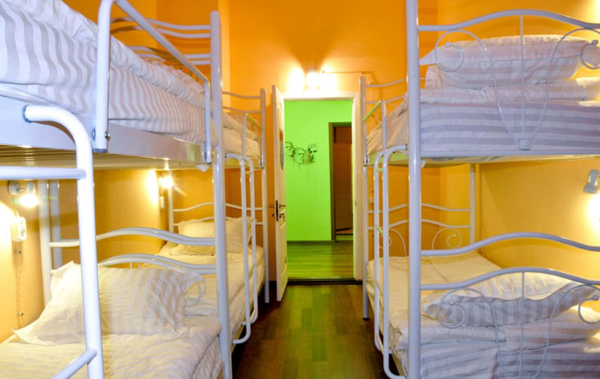 Gar'is Kyiv Factory Hostel, Kiev, Ukraine hostel
