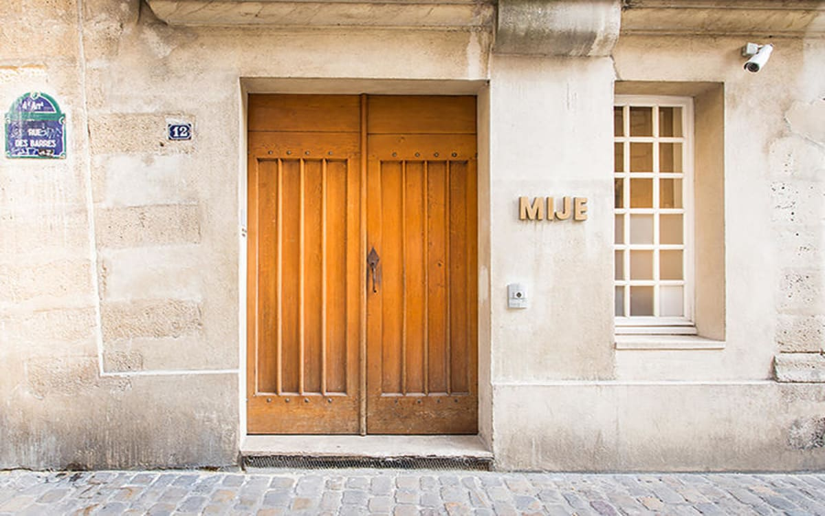 MIJE Marais, Paris, France hostel
