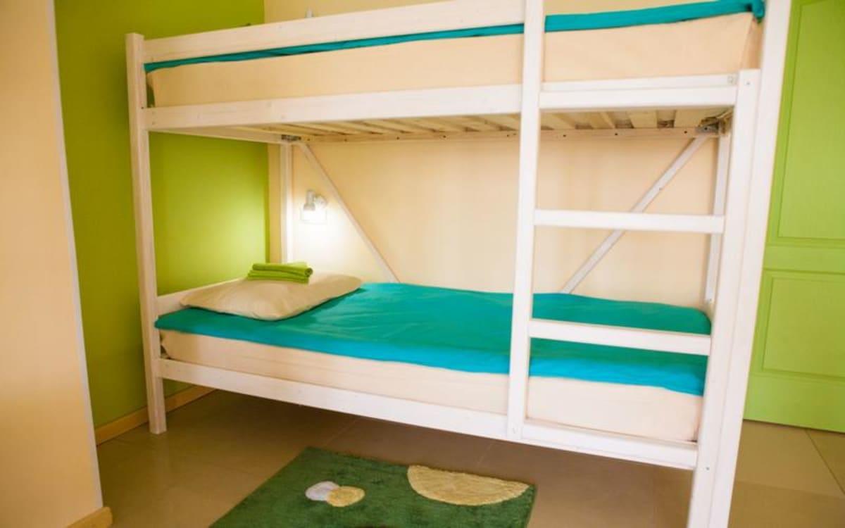 Marco Polo Hostel, Irkutsk, Russia hostel