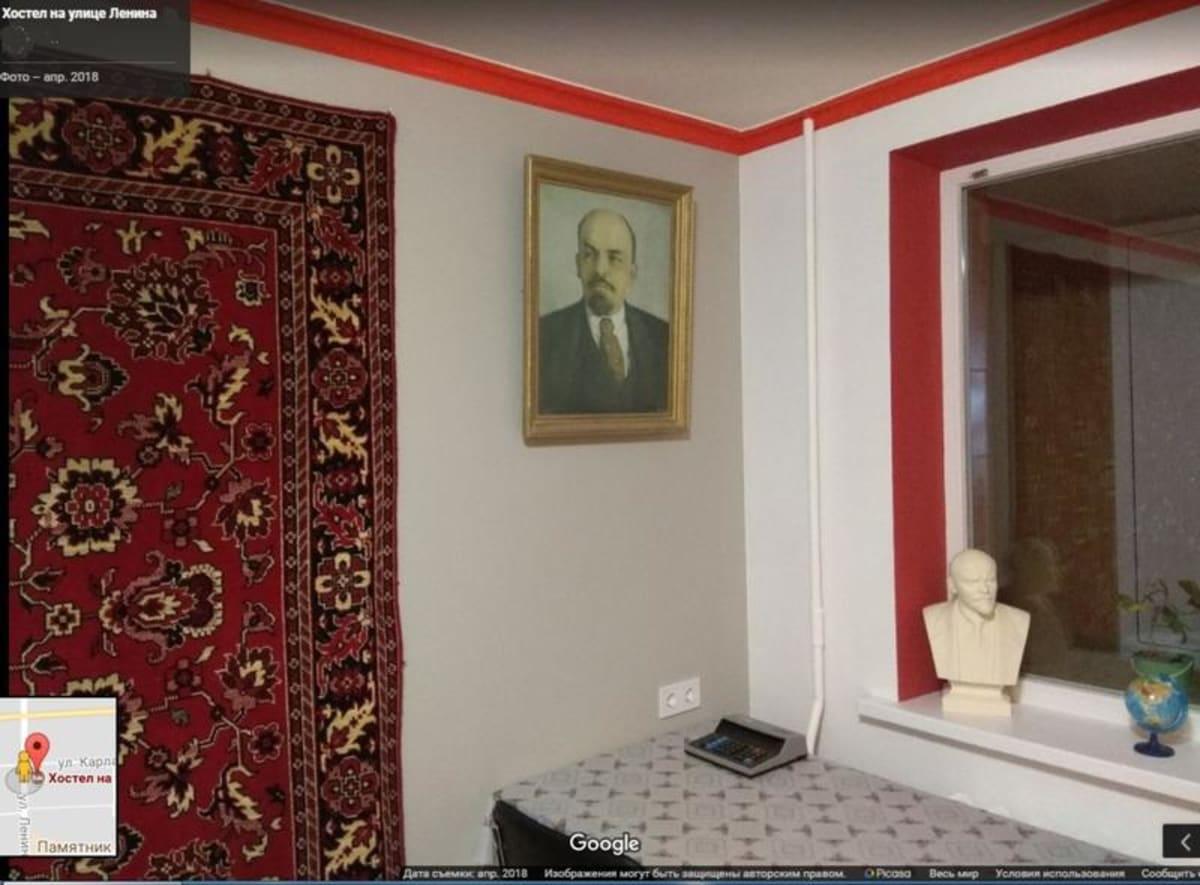Lenin Street Hostel, Tiraspol, Moldova