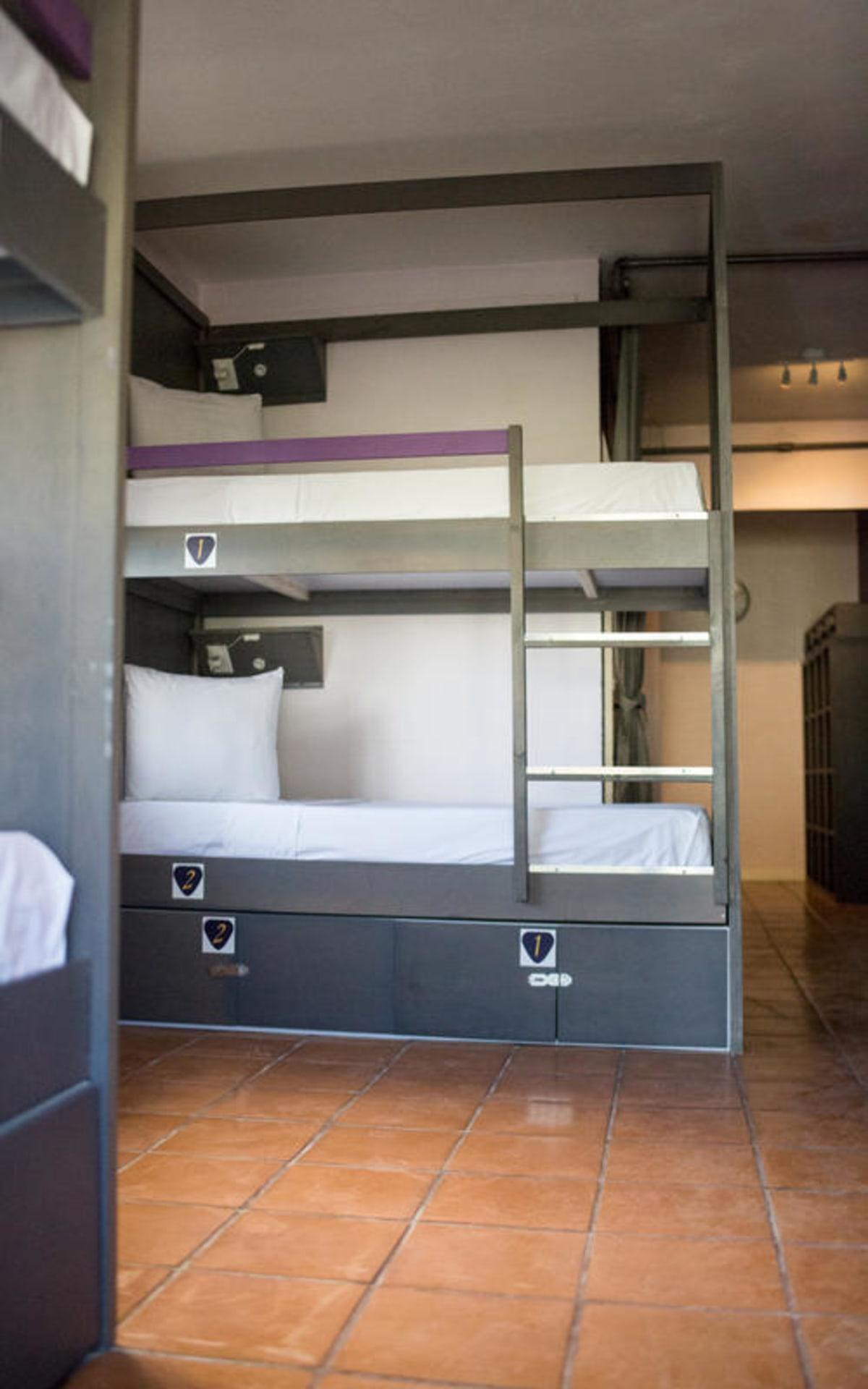 Rock Hostel, Miami, USA hostel