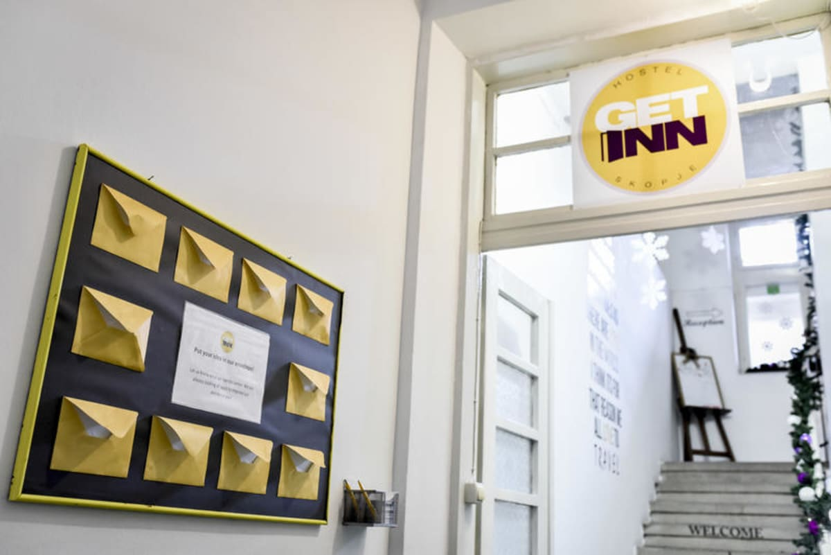 Get Inn Skopje, Skopje, North Macedonia