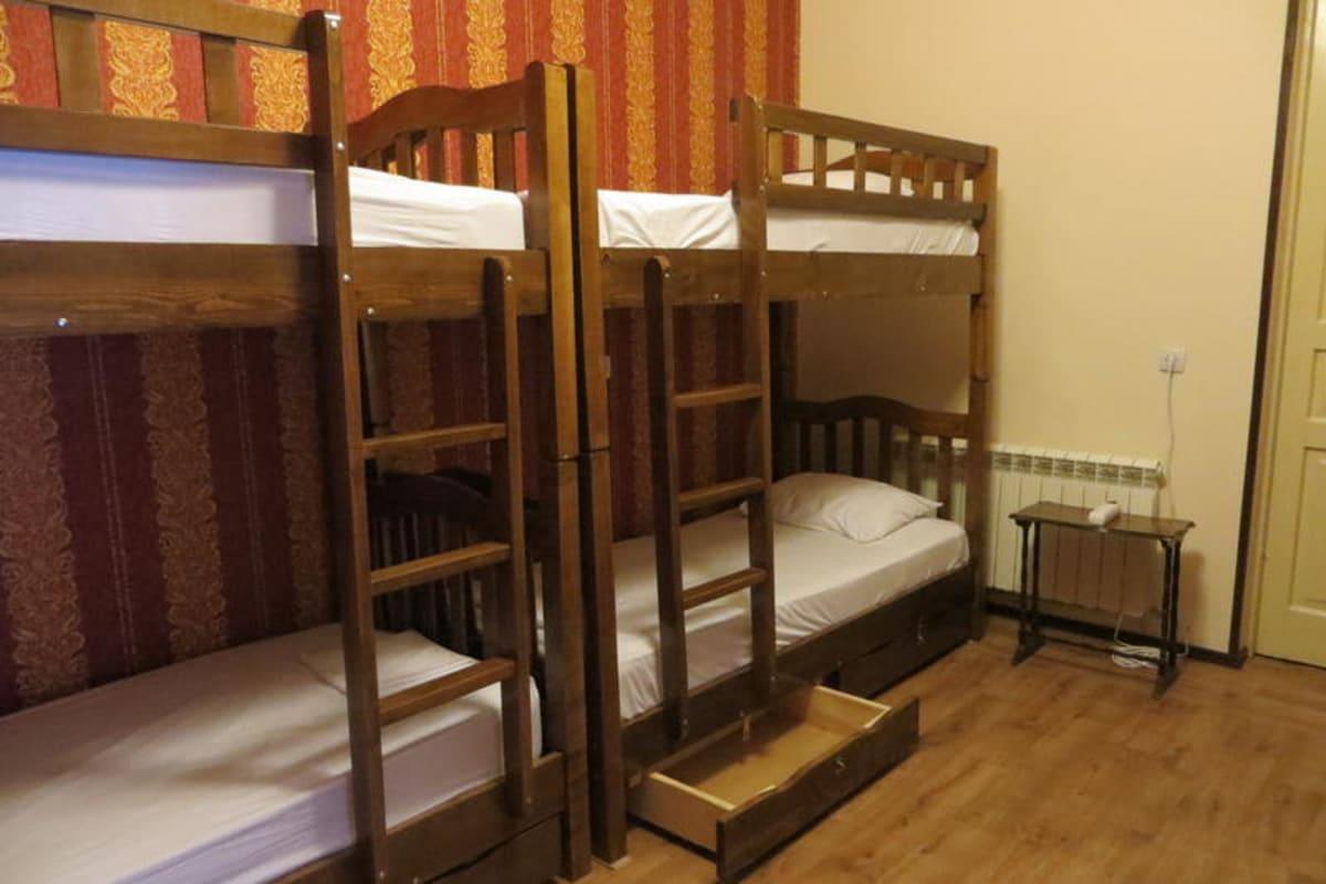 Marco Polo Hostel, Tbilisi, Georgia hostel