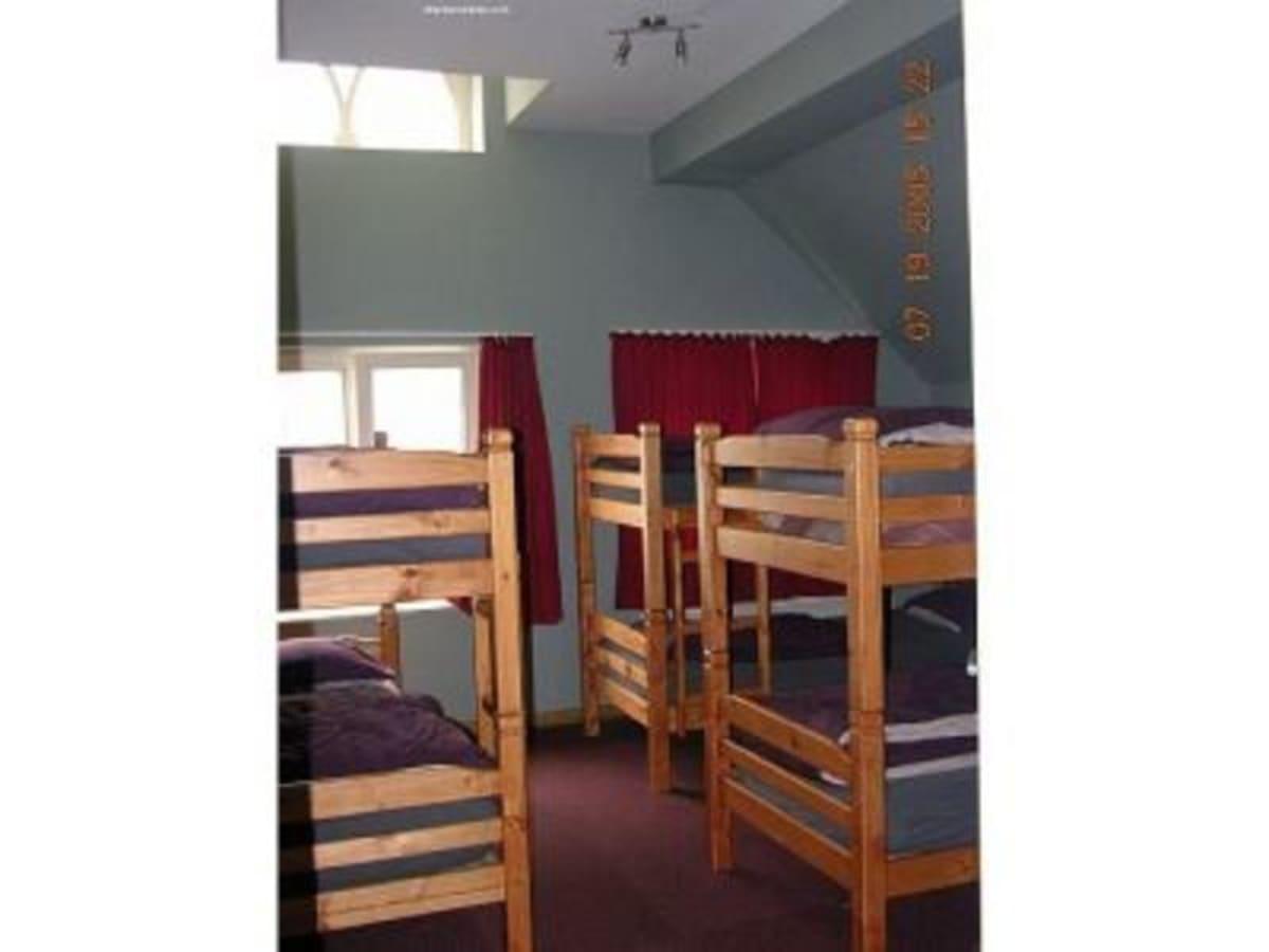 Charlie Rockets, Bruges, Belgium hostel