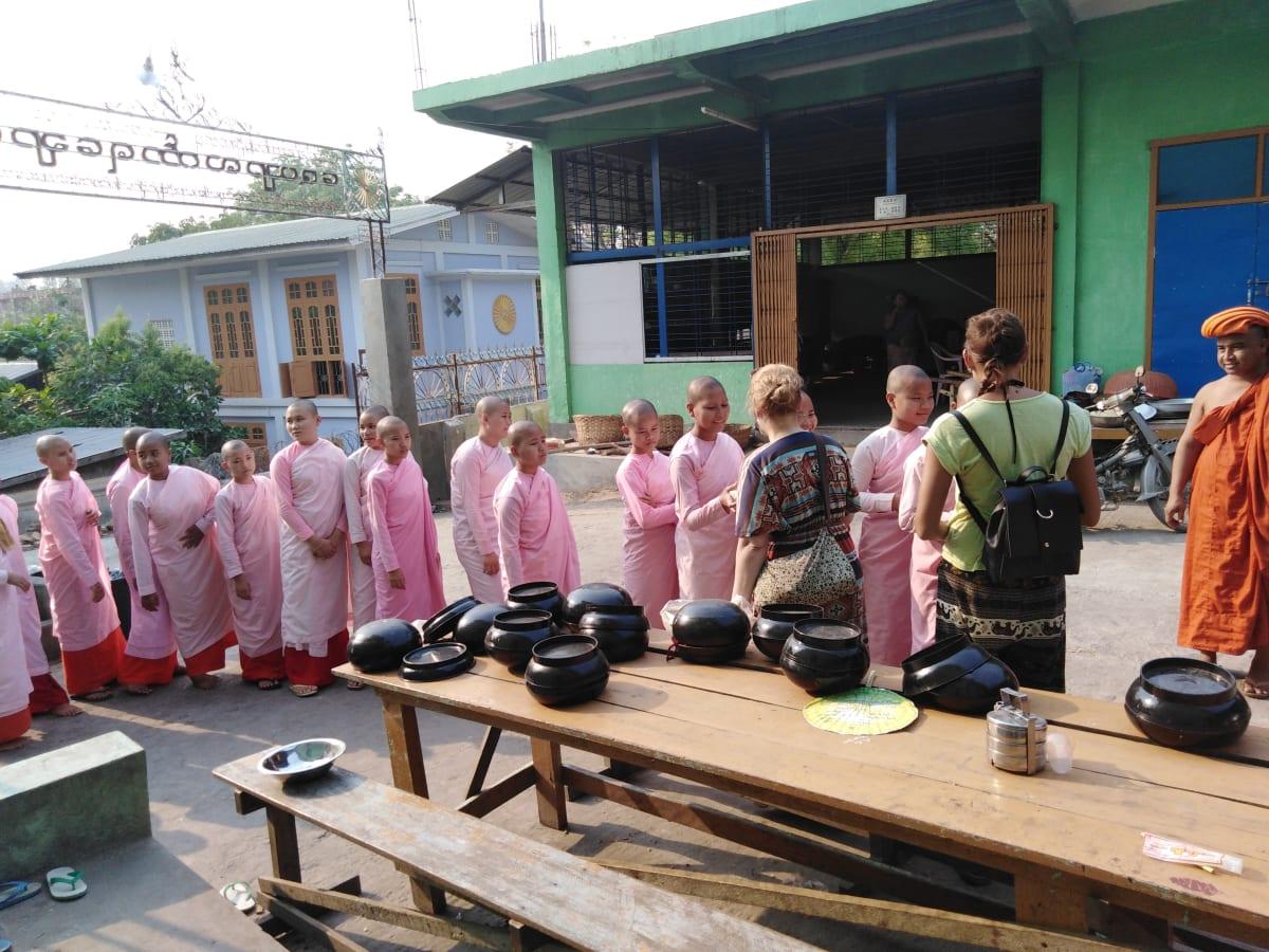 Ace Star BnB Backpacker Hostel, Mandalay, Myanmar