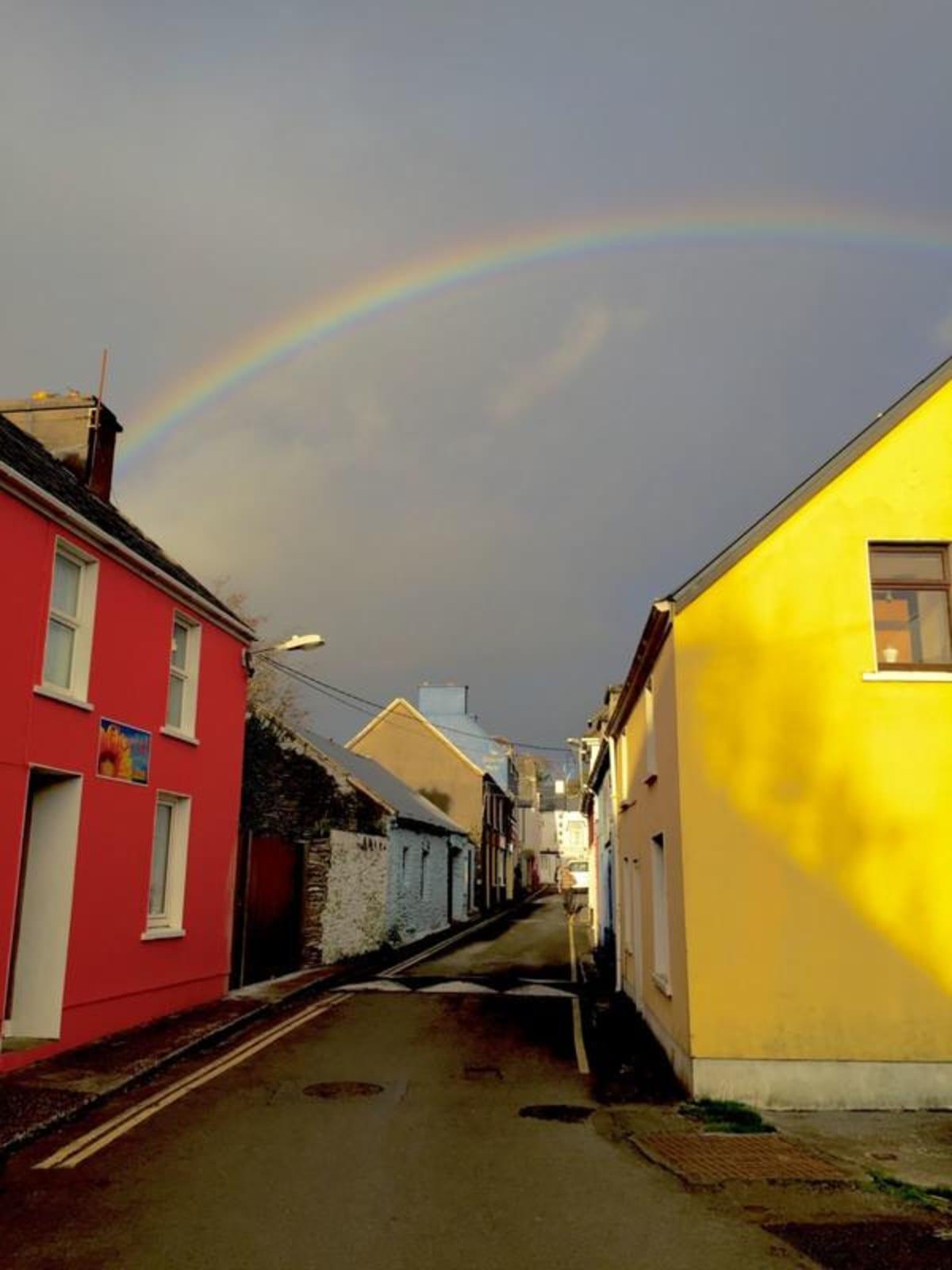 The Grapevine Hostel, Dingle, Ireland