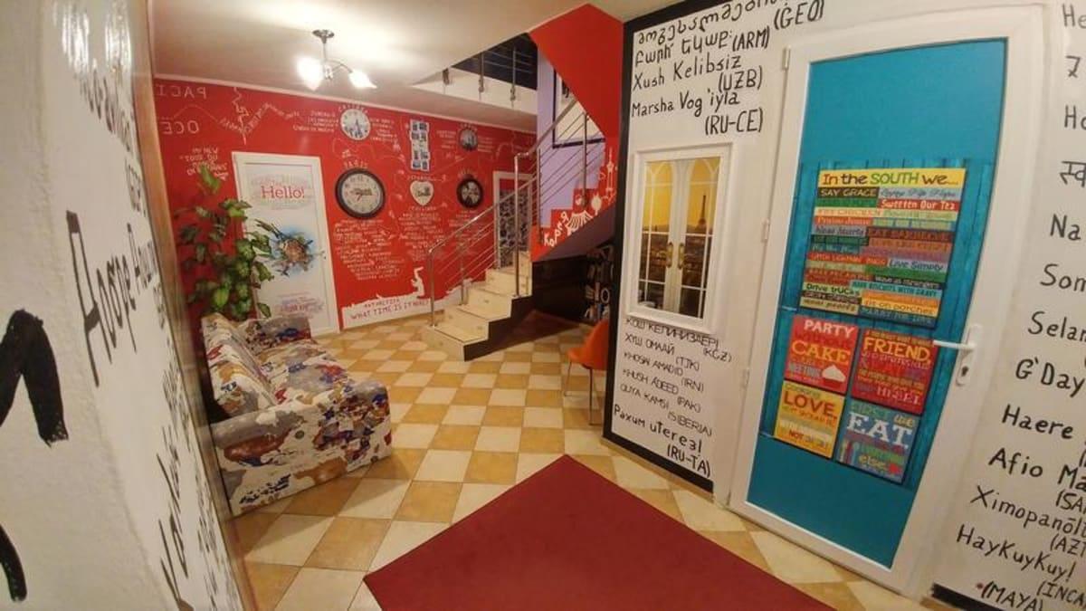 Amazing Ionika Hostel, Chisinau, Moldova hostel