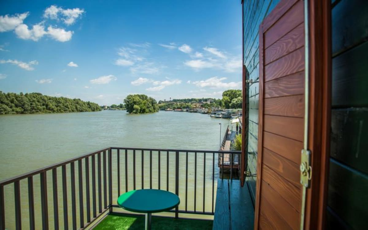 Apartments On Danube In City Center, Belgrade, Serbia hostel