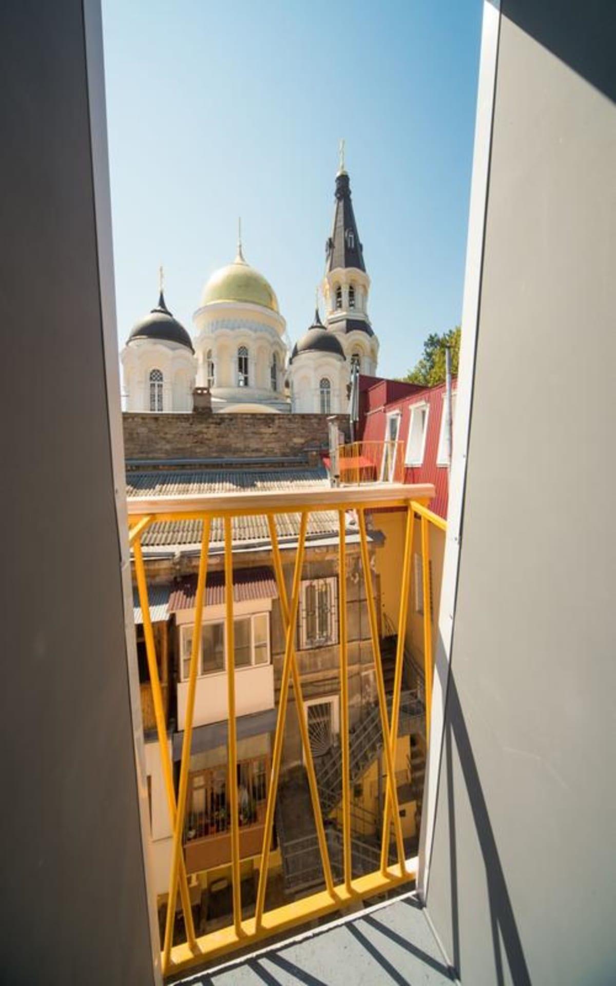 Friday Hostel, Odessa, Ukraine