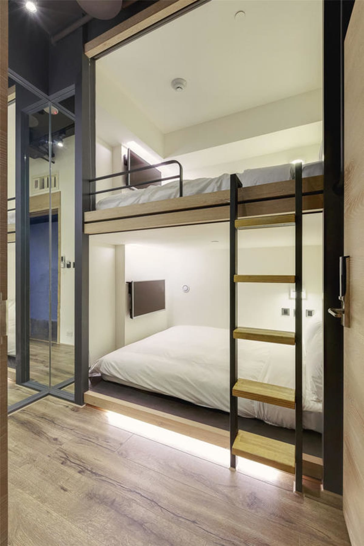 Taiwan Youth Hostel & Capsule Hotel, Taipei, Taiwan China hostel