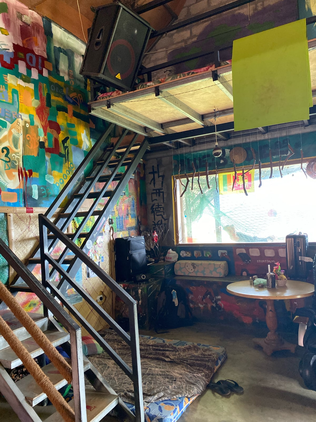 Tomorrowland Hostel, Ella, Sri Lanka hostel