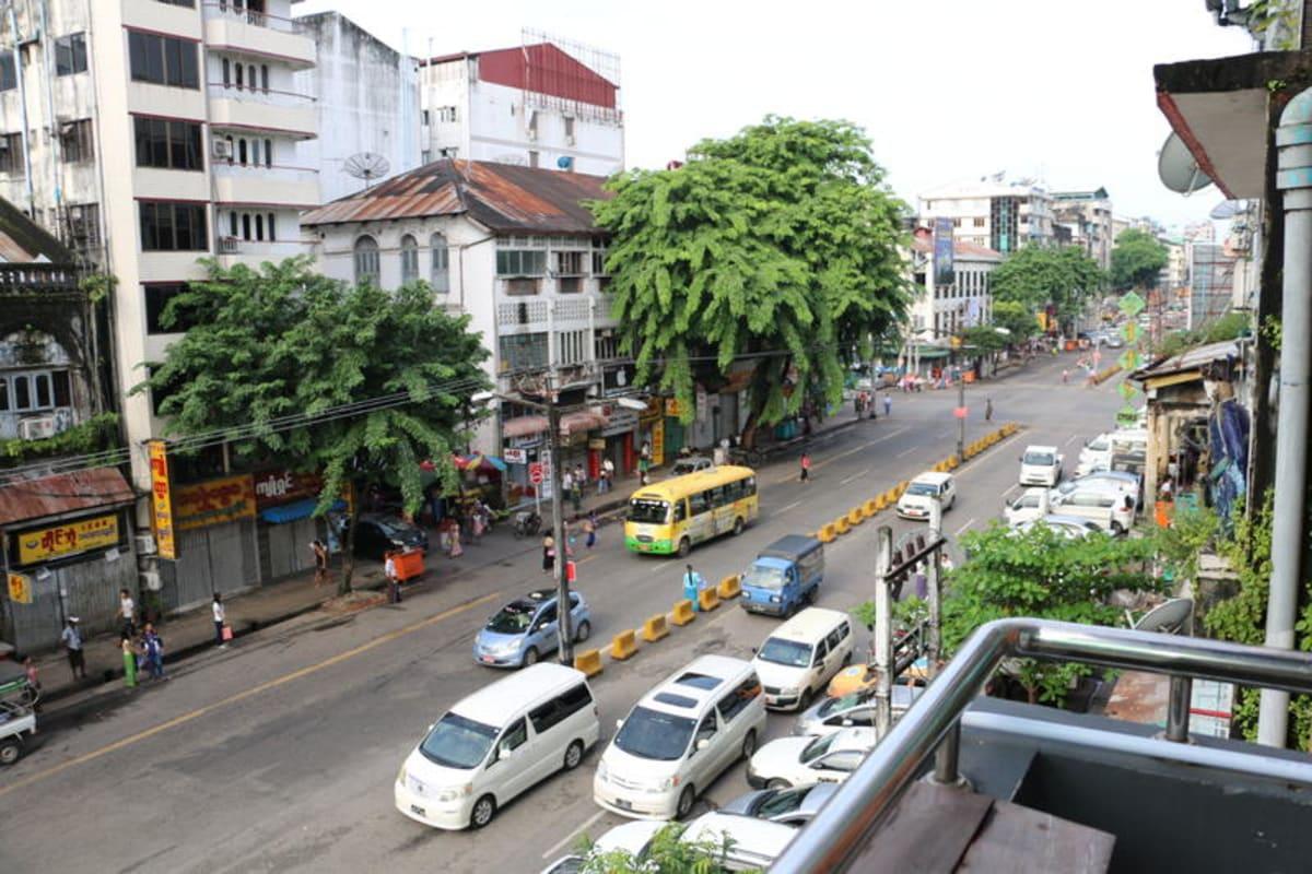 Wayfarer's Rest, Yangon, Myanmar