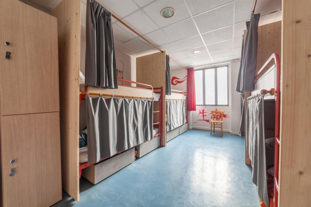 Alter hostel, Lyon, France hostel