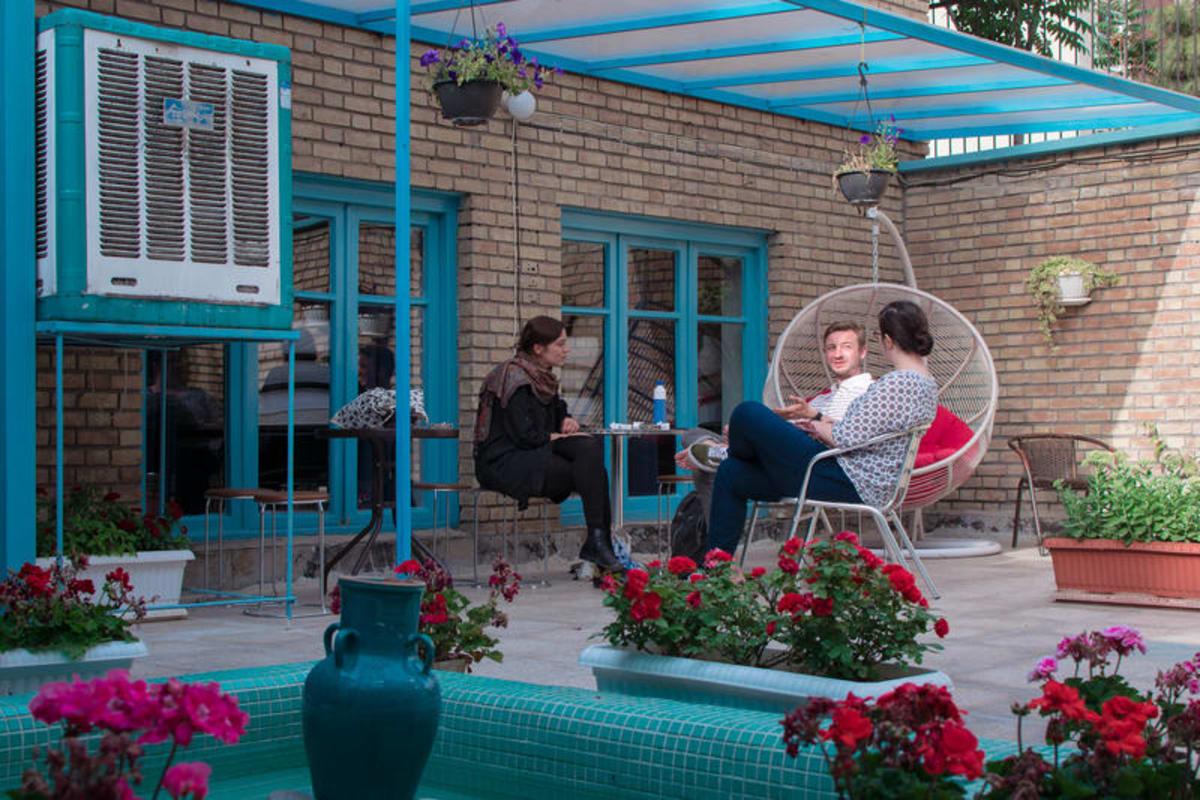 HI Tehran Hostel, Tehran, Iran