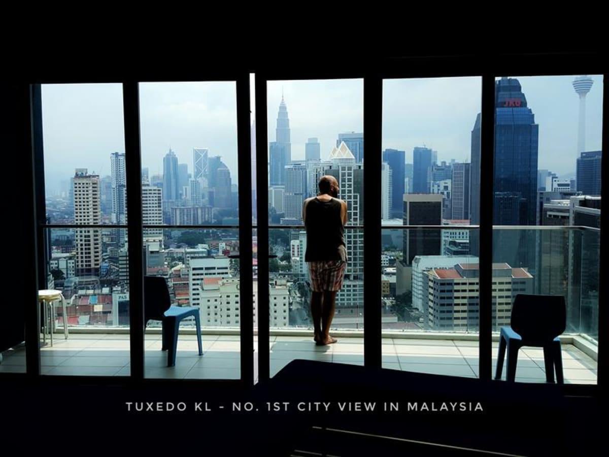 Tuxedo KL -No.1 Rooftop Pool w Skyscraper Views, Kuala Lumpur, Malaysia