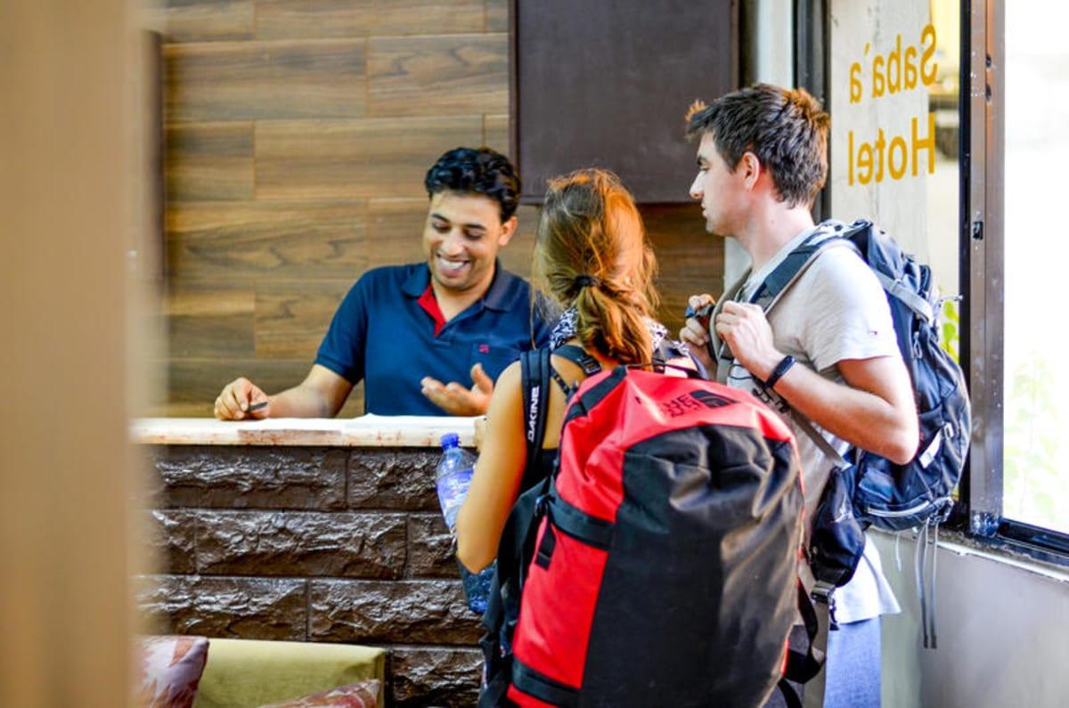 Saba'a Hostel, Petra, Jordan hostel