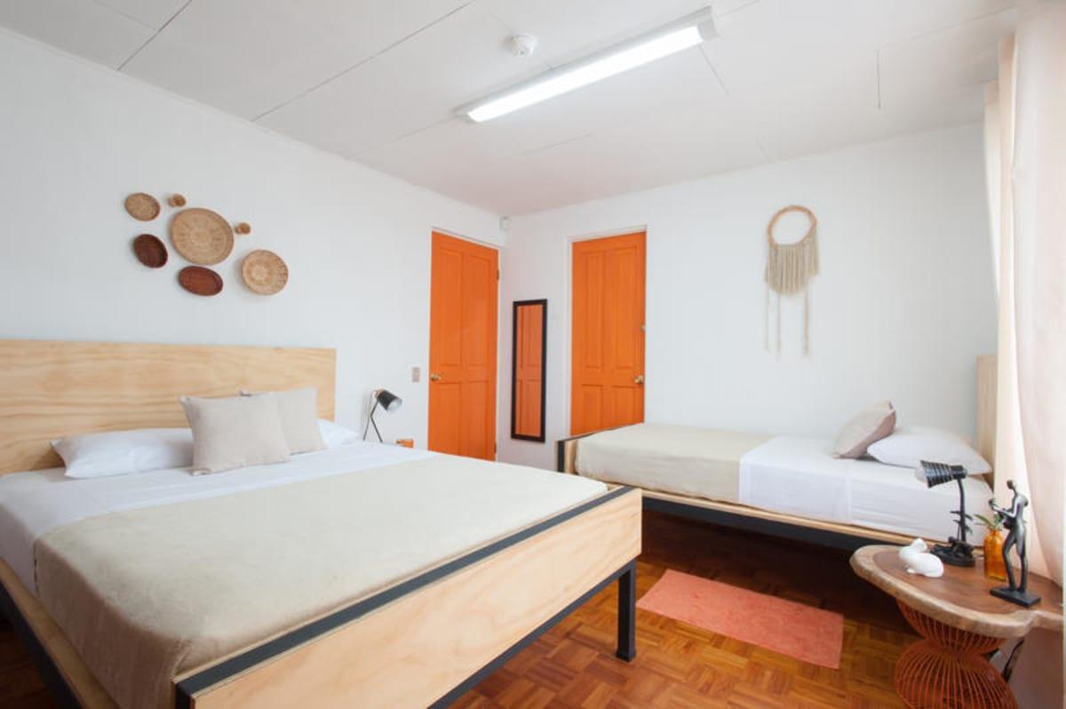 Capital Hostel de Ciudad, San Jose, Costa Rica