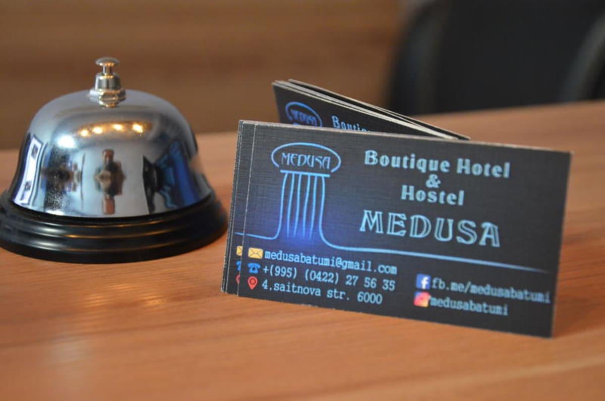 Boutique Hotel & Hostel Medusa, Batumi, Georgia