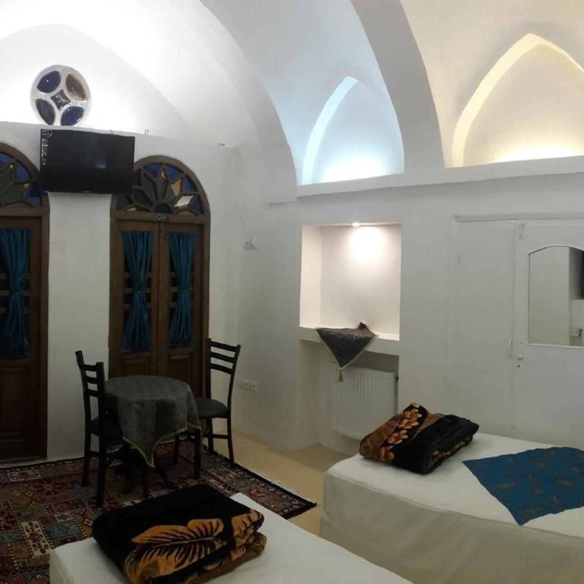 Sana Historical Hostel, Kashan, Iran