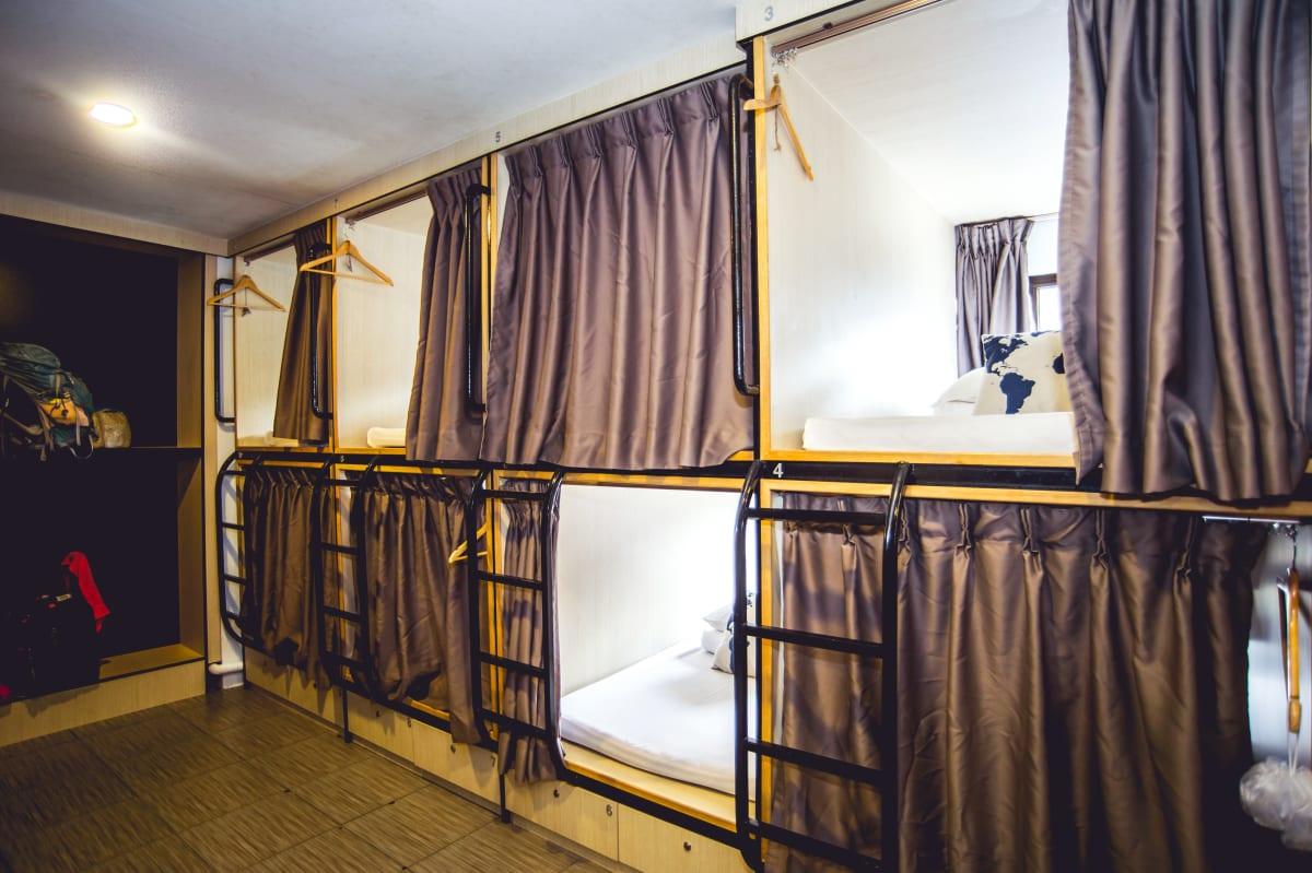 Traveller Bunker Hostel, Cameron Highlands, Malaysia