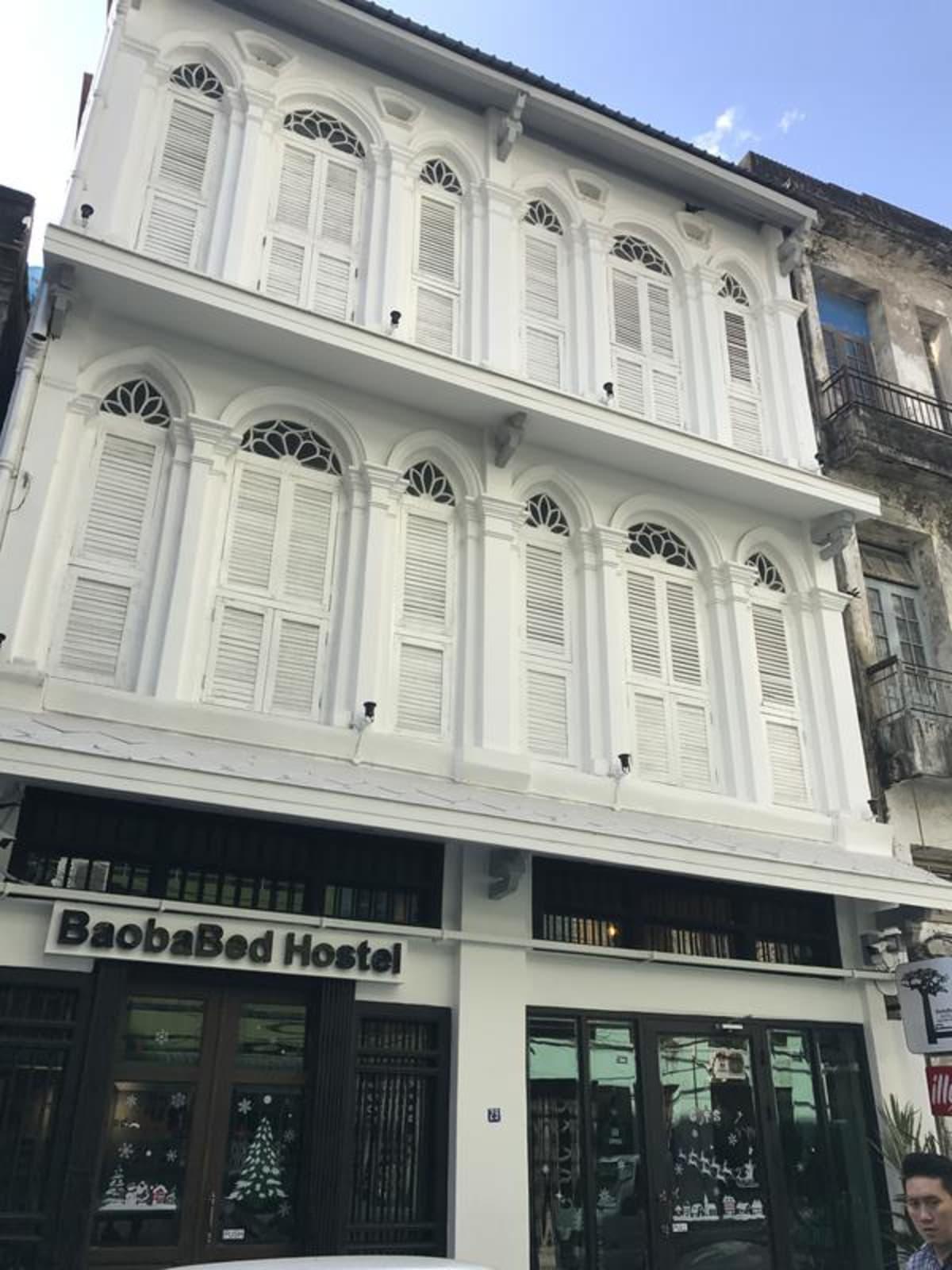 BaobaBed Hostel Chinatown, Yangon, Myanmar hostel