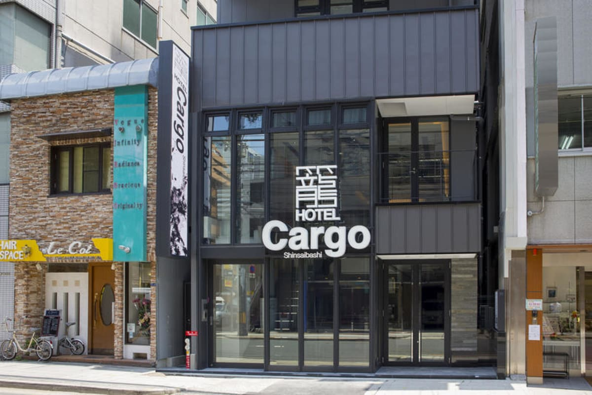 Hotel Cargo Shinsaibashi in Osaka, Japan, Japan
