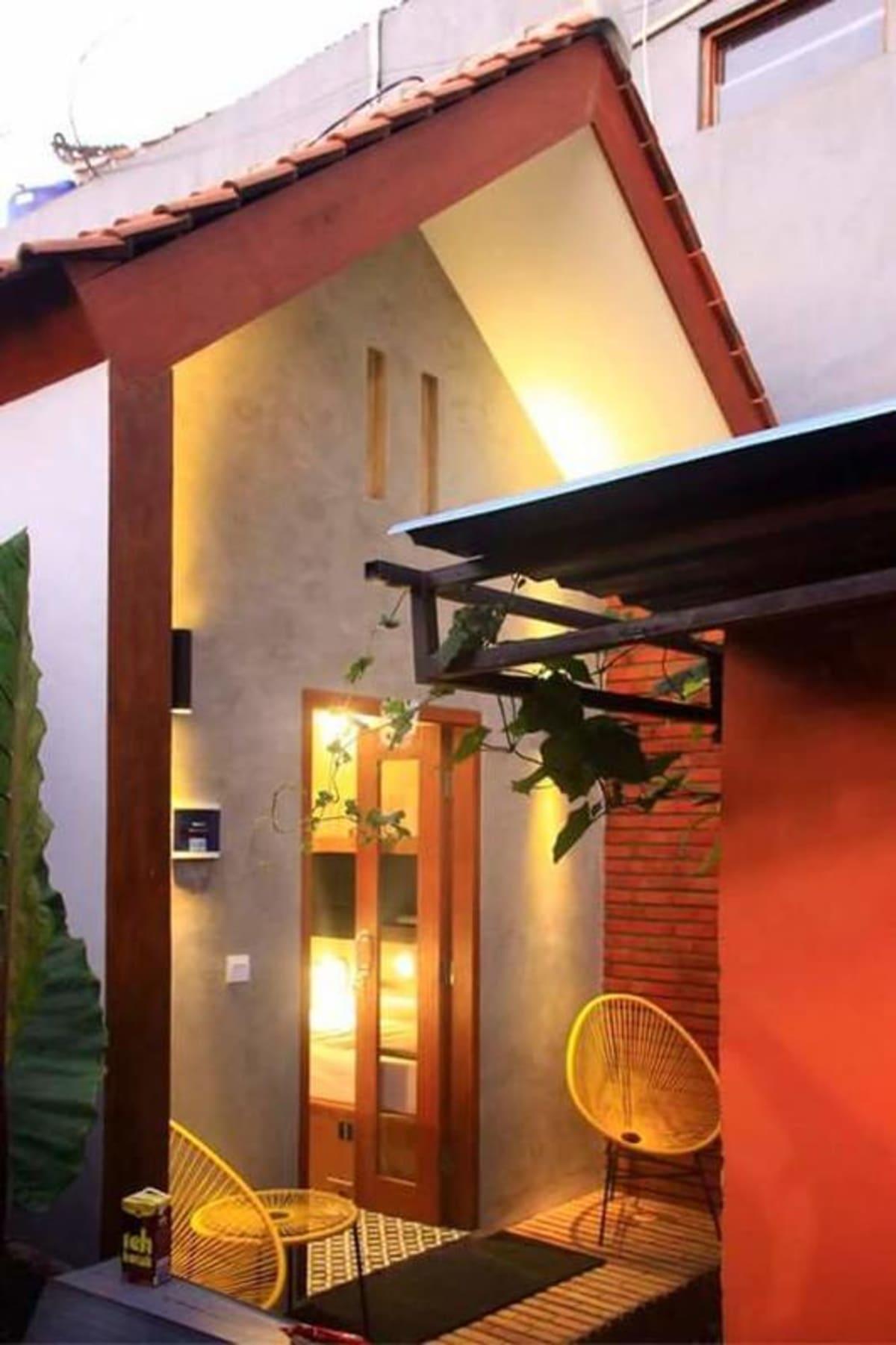 Sunshine Vintage House, Ubud, Indonesia