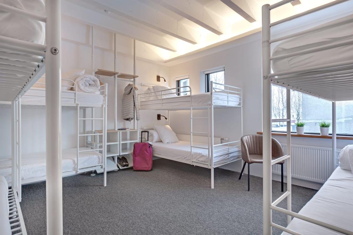 Laekur Hostel, Reykjavik, Iceland hostel