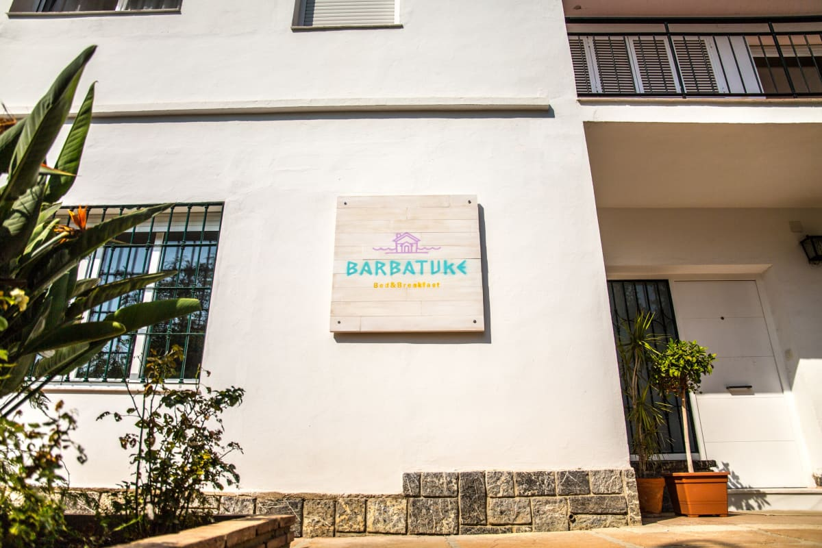 Barbatuke, Malaga, Spain hostel