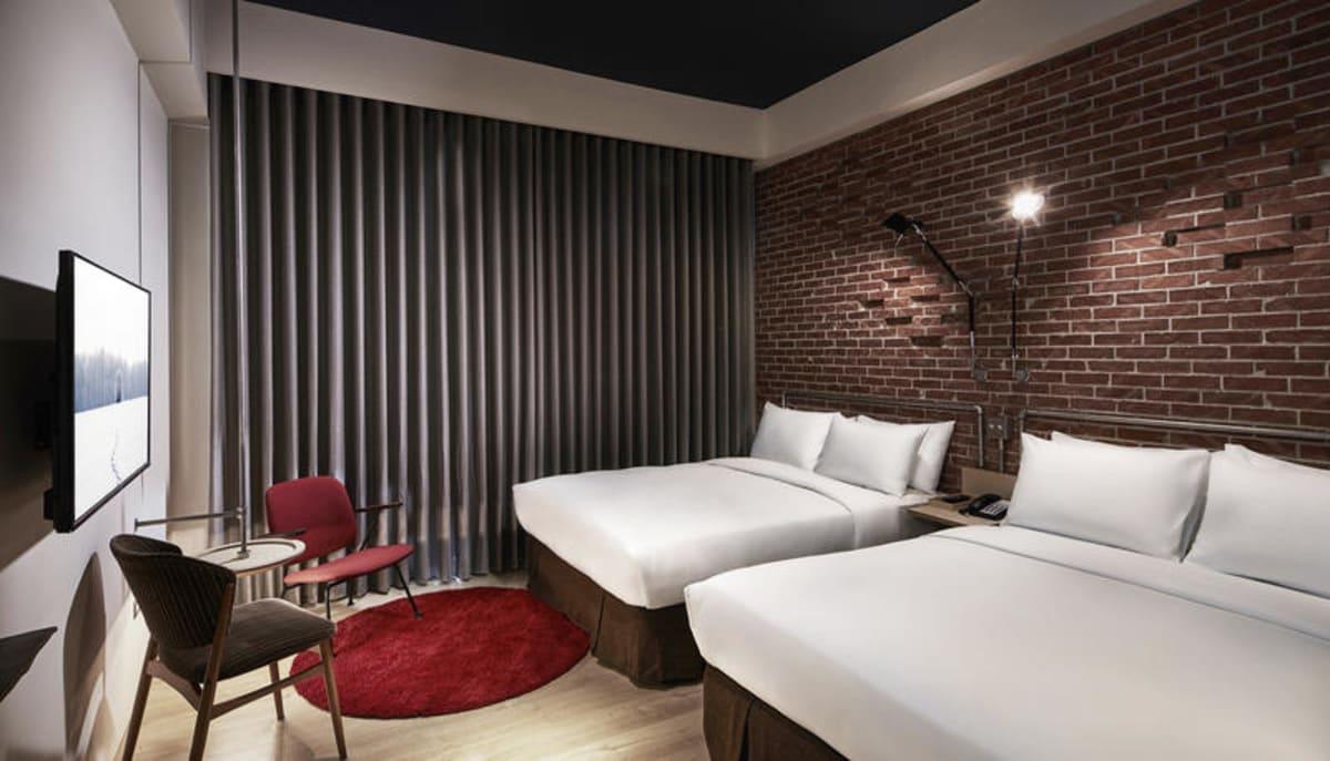 U. I. J Hostel, Tainan, Taiwan China hostel