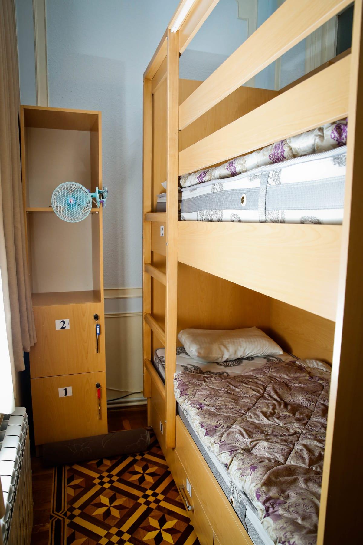 Comfy Hostel, Baku, Azerbaijan