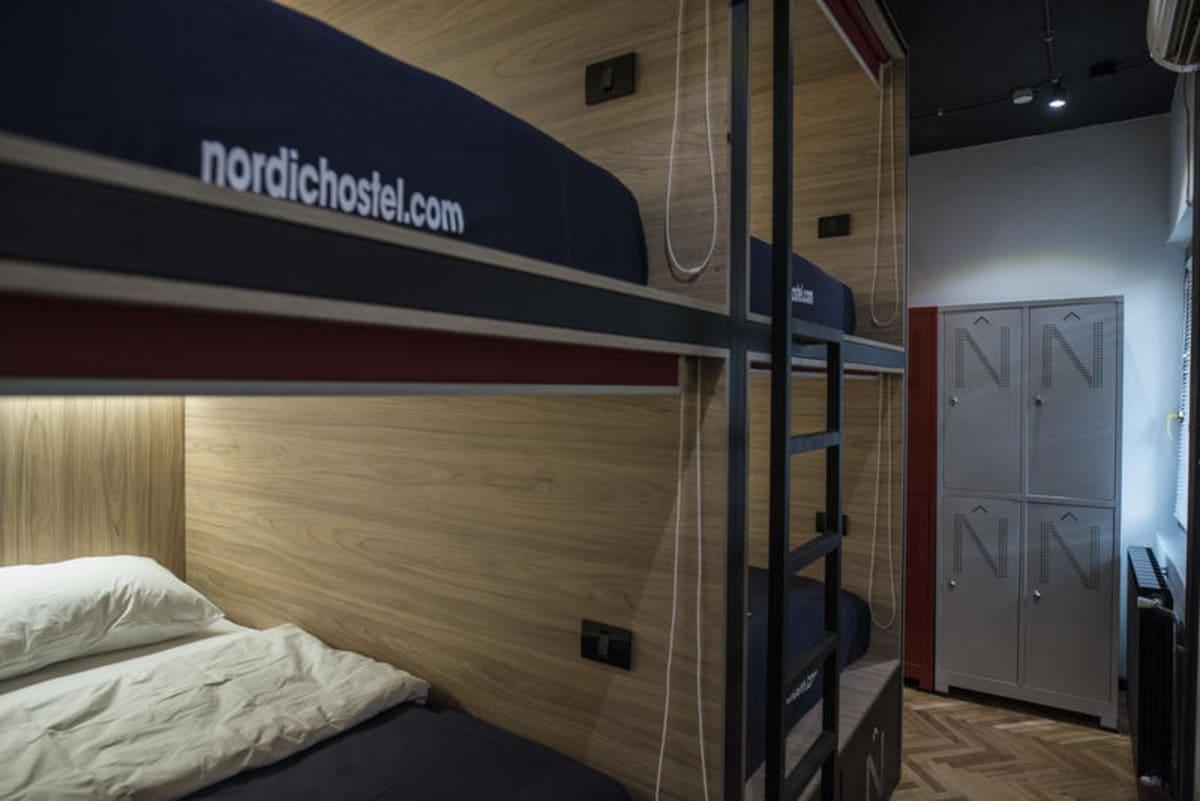 Nordic Hostel N-Box, Skopje, North Macedonia