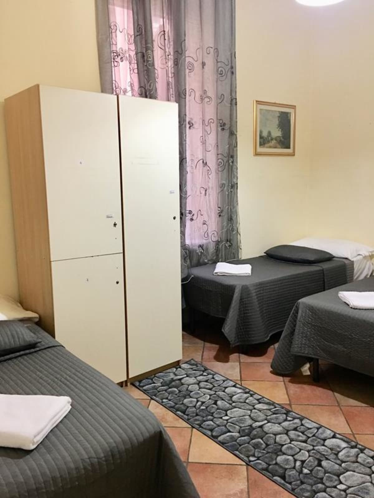 Zidan Guest House in Rome, Italy, Italy hostel