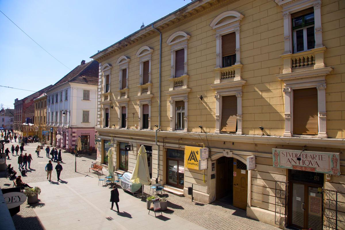 Old Town Hostel, Timisoara, Romania