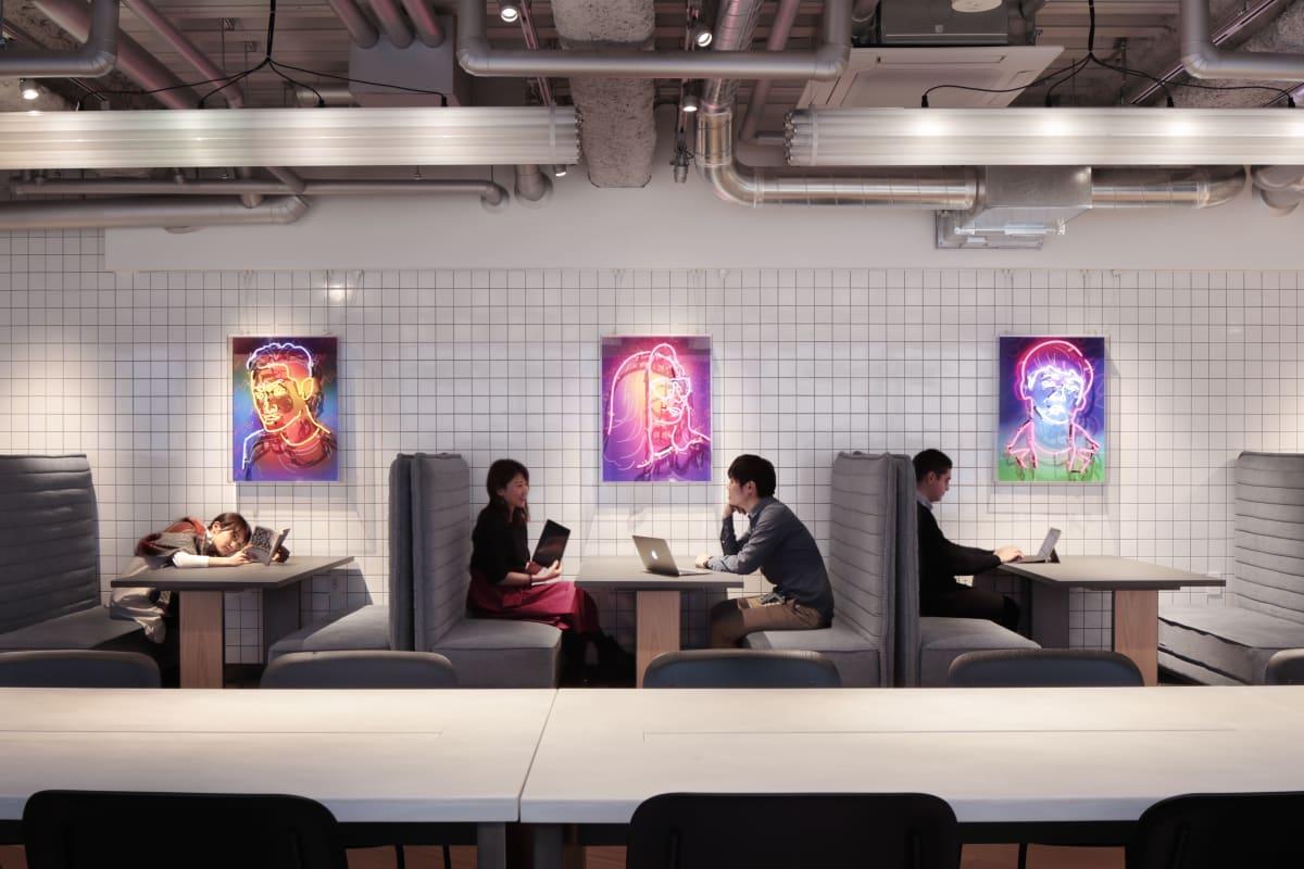 The Millennials Shibuya in Tokyo, Japan, Japan