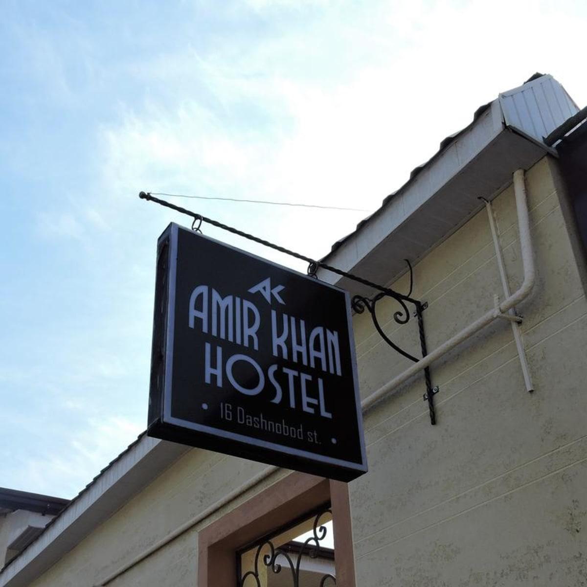 Amir Khan Hostel, Tashkent, Uzbekistan hostel