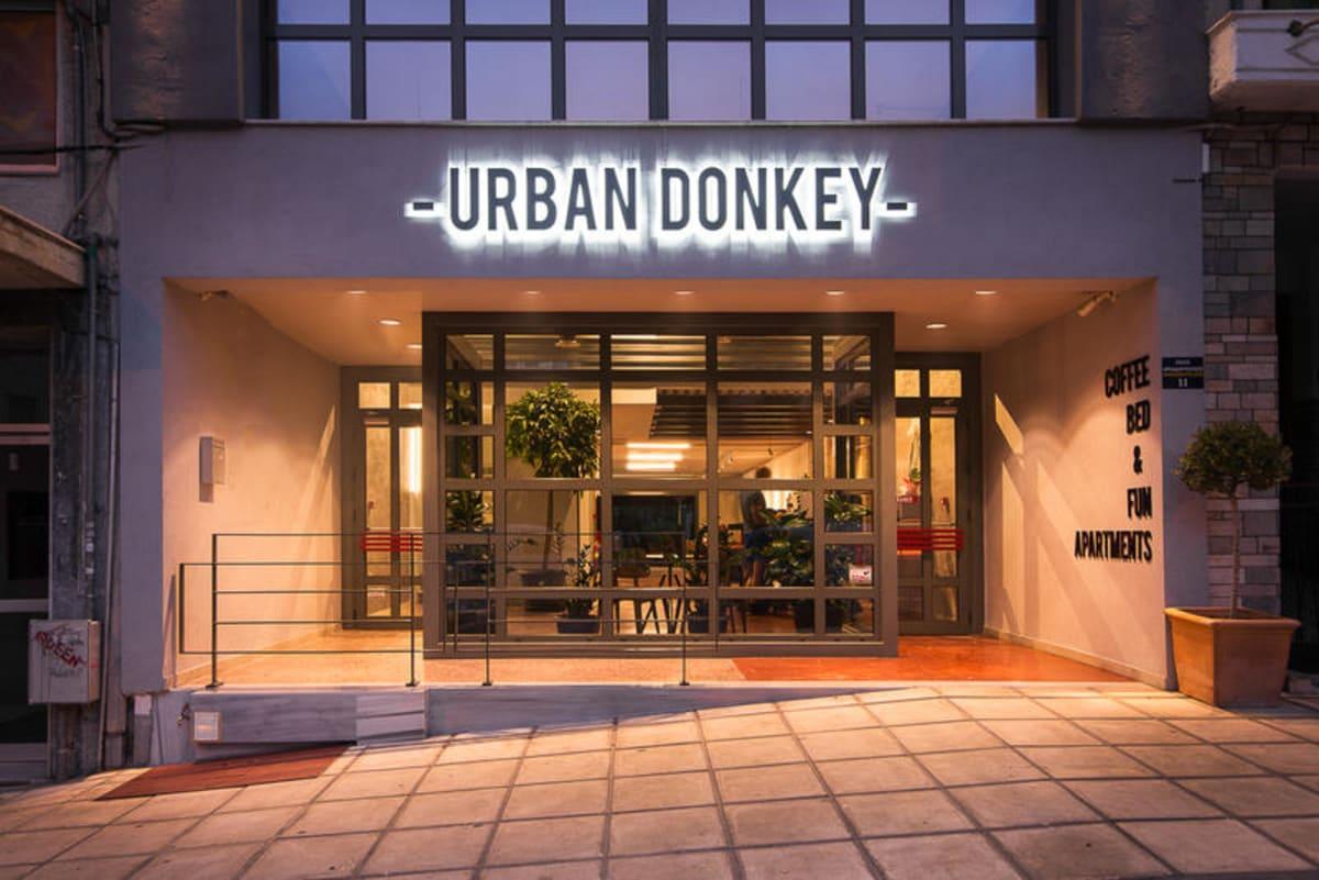 Urban Donkey, Thessaloniki, Greece