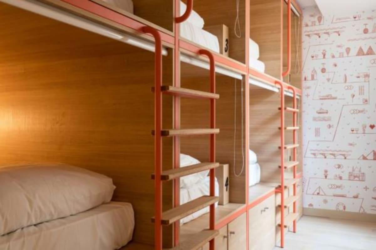Central Hostel, Bordeaux, France hostel