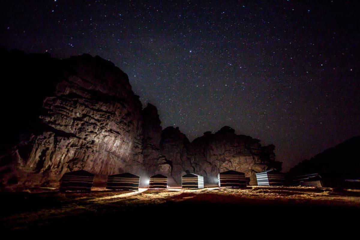Arabian Nights, Wadi Rum, Jordan