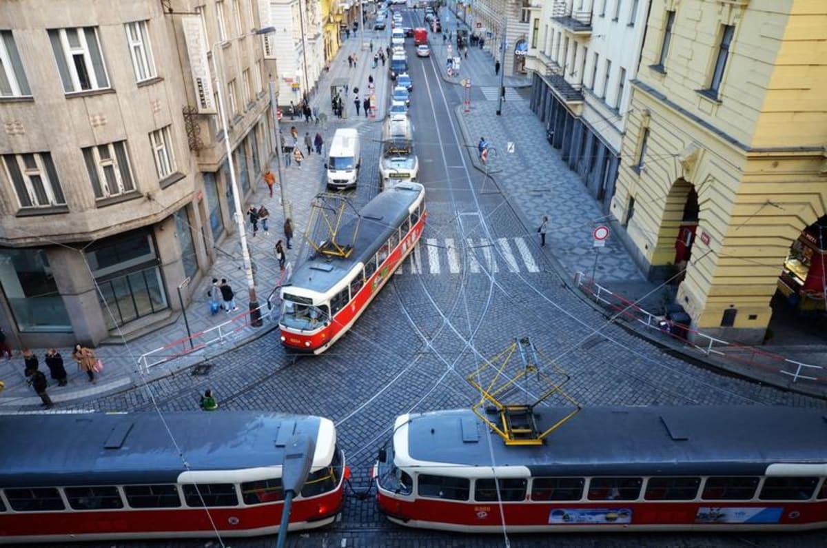 Travel & Joy Backpackers, Prague, Czech Republic