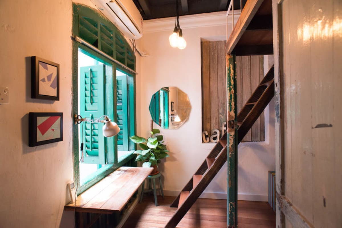 Olive Spring Hostel Female Only, Penang, Malaysia