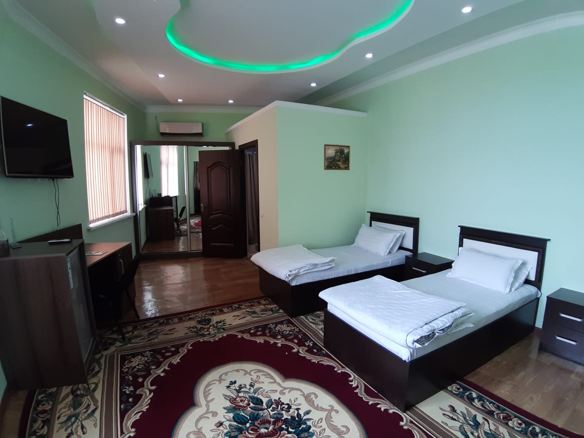 City Hostel Dushanbe, Dushanbe, Tajikistan