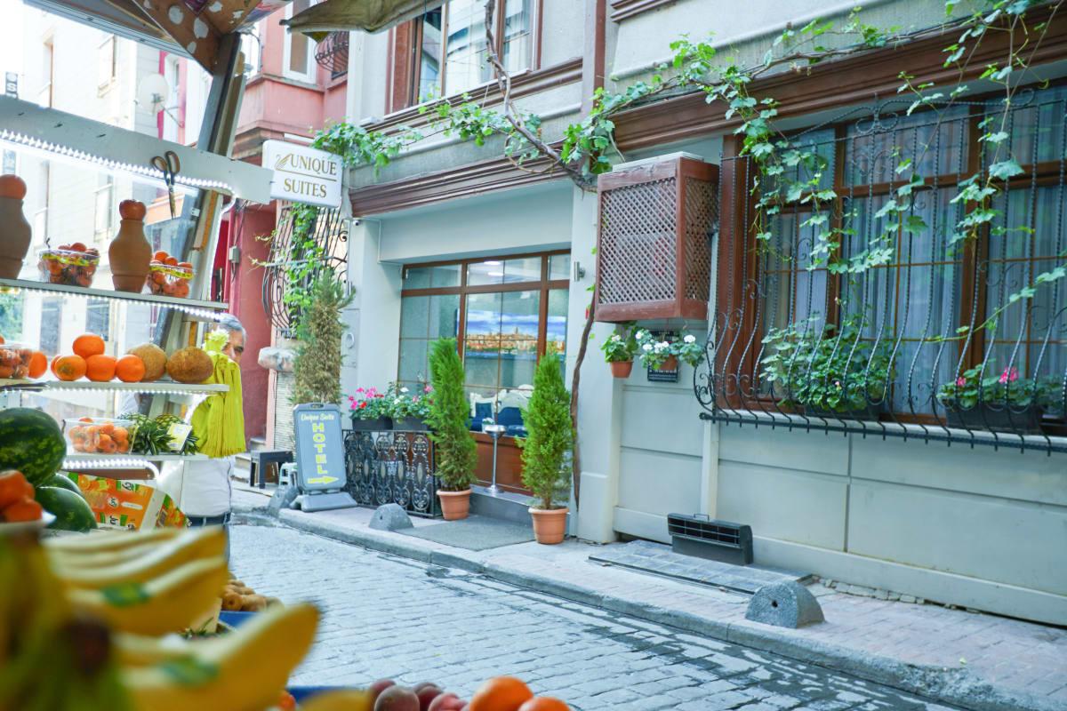 Unique Suite Hotel in Istanbul, Turkey, Turkey