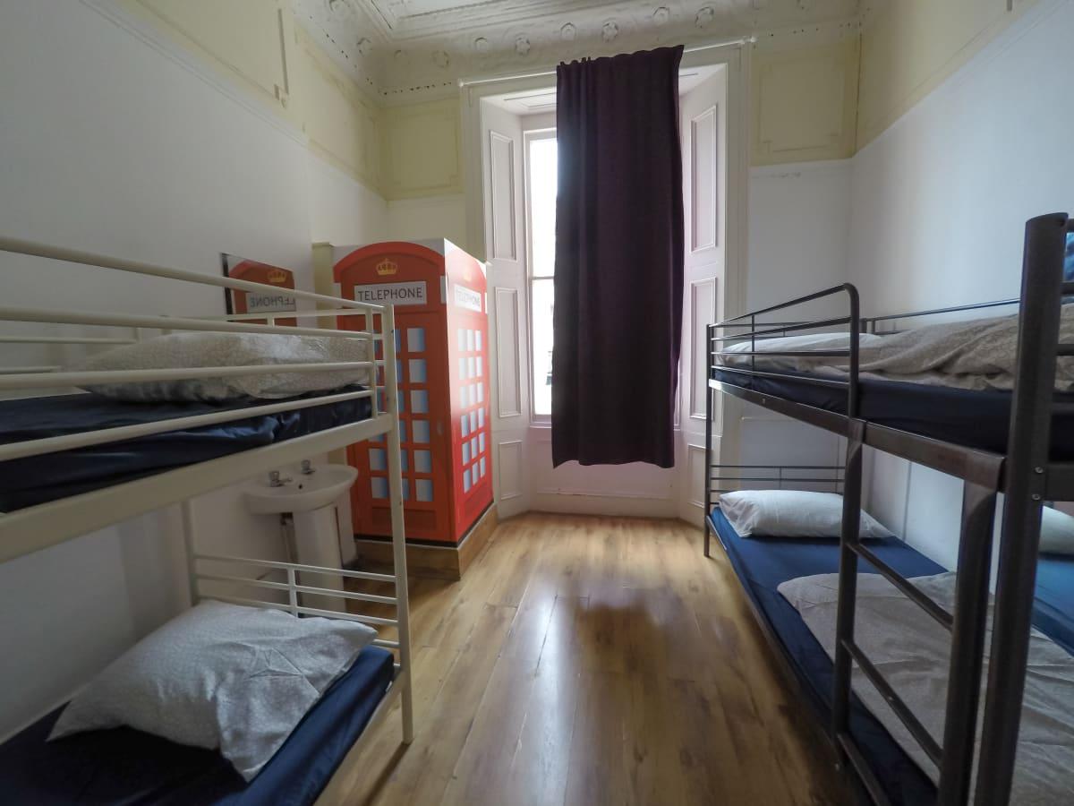 Hostel One Notting Hill, London, England hostel
