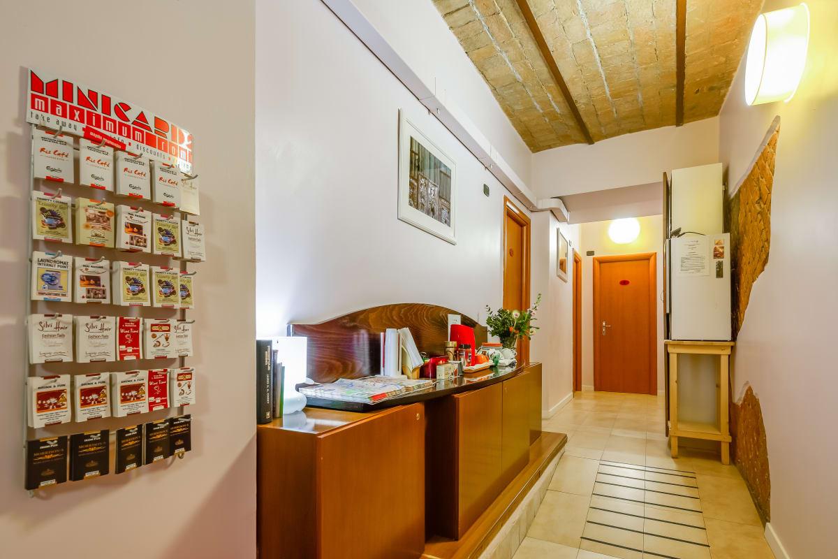 Cesare Balbo Inn in Rome, Italy, Italy hostel