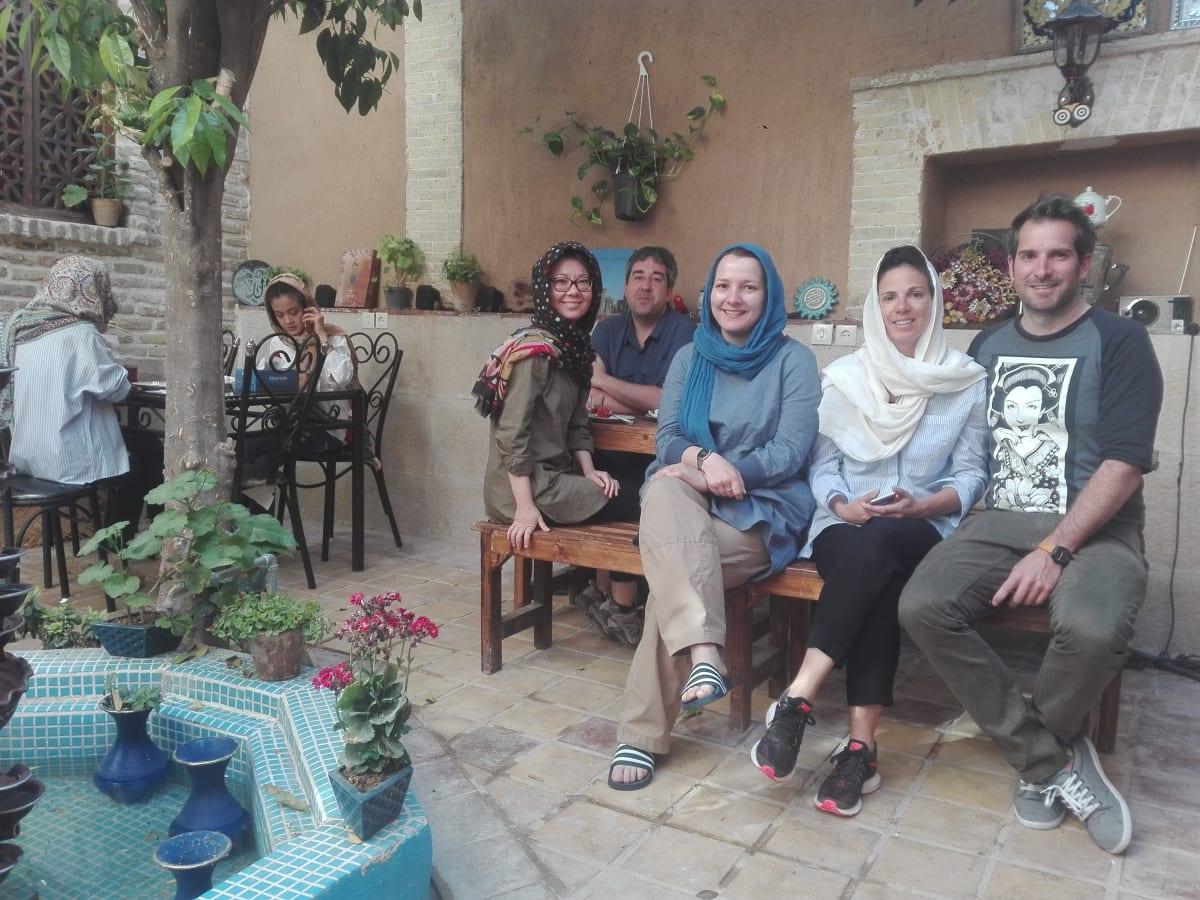 Raz Traditional House, Shiraz, Iran
