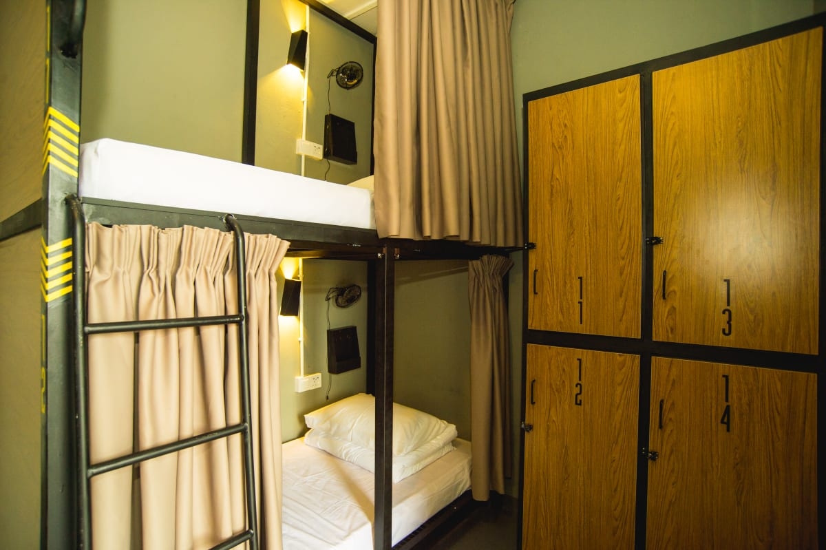 Traveller Bunker Hostel 1, Cameron Highlands, Malaysia