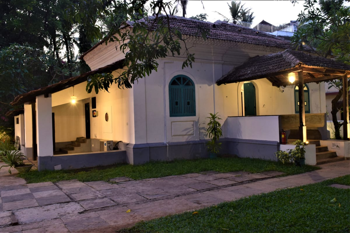 Beyond Nomad, Goa, India hostel