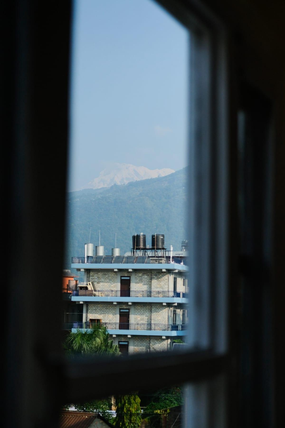 Hostel The Billabong Garden, Pokhara, Nepal